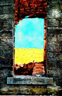Window to the Prairie, small version