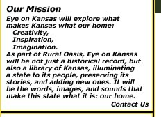Eye on Kansas Magazine contact us link  Image