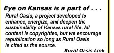Eye on Kansas Magazine link to Rural Oasis Image